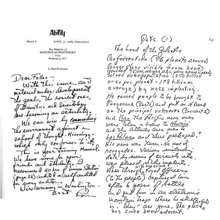 Hubbard Handwriting Comparison - OT 3