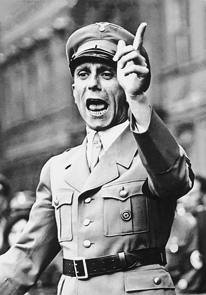 Dr. Joseph Goebbels - Nuremberg Nazi Rally