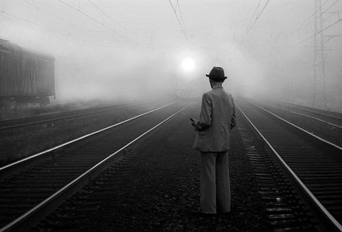 dark train comin