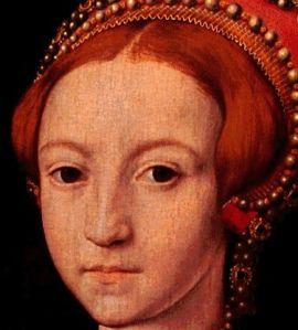 Elizabeth I - age 13