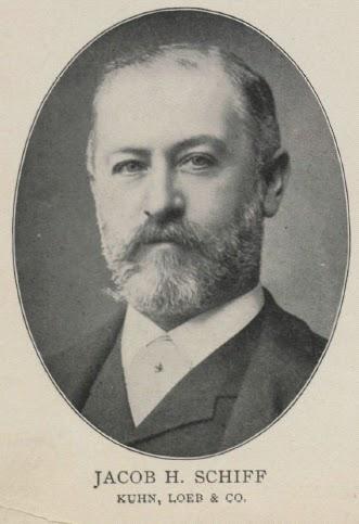 Kuhn, Loeb & Co., Jacob H. Schiff