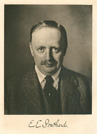 Dr. Elmer Ernest Southard