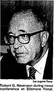 Robert G. Neuman - LA times pic