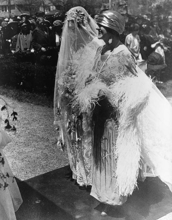 Cornelia Vanderbilt Wedding
