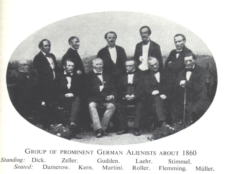 german alienists