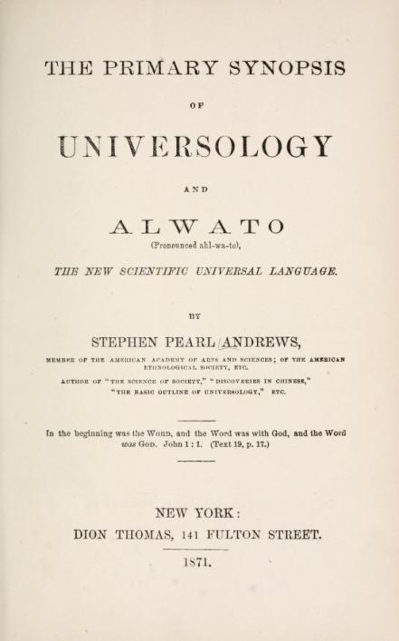Universology