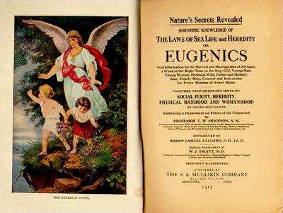 Eugenics booklet propaganda