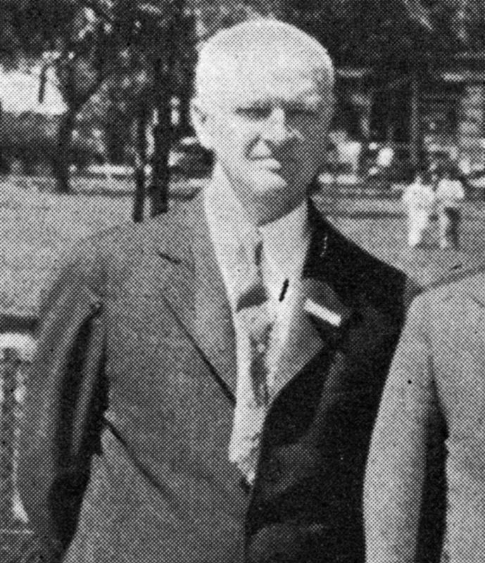 Harry Laughlin
