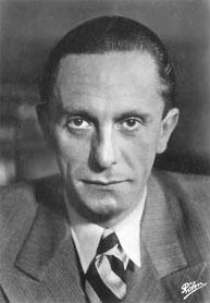 Joseph Goebbels1