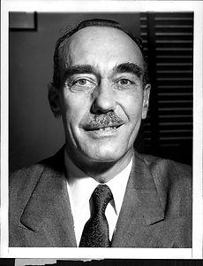 Major William H. Draper Jr. in 1947