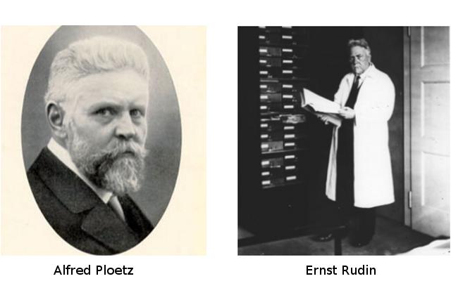 Ploetz and Rudin