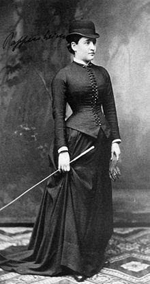 Bertha Pappenheim - pseudonym Annie O.