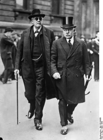 Balfour (left)
