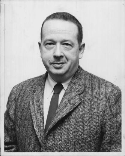Dr. Robert W. Hyde 1956