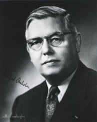 Dr. Winfred Overholser of St. Elizabeths
