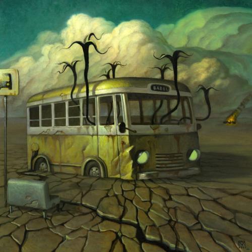 mind-cracking bus
