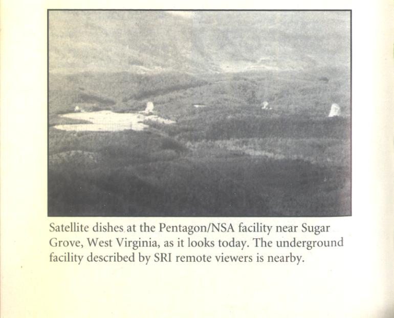 NSA facility at sugar grove west virginia
