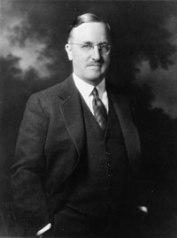 Dr. Roger Adams - organic chemist from U of Illinois