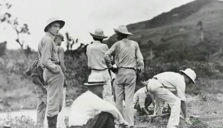 Hubbard_in_Puerto_Rico_1930s