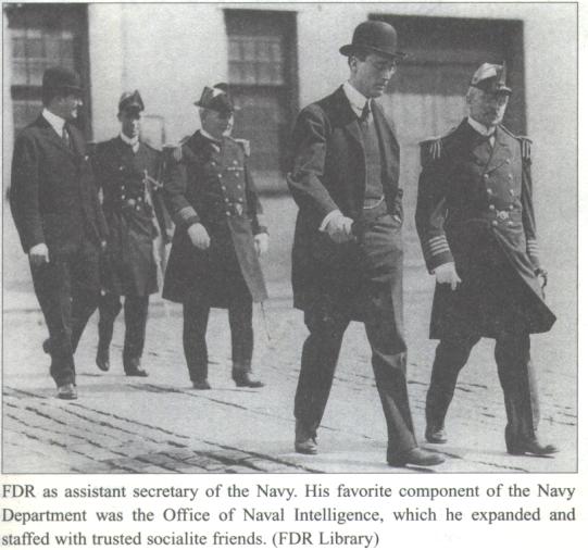 roosevelt asst sec navy