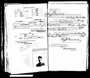1917 passport app Lanning MacFarland 2