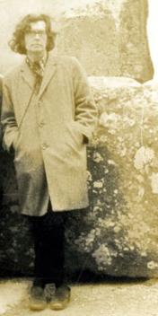 Francis_Huxley,_Deia,_Mallorca_Spain_1960s
