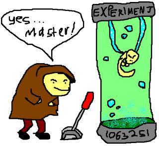 human experimentation - igor