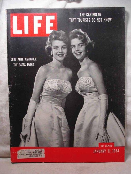 Life Magazine January 11, 1954