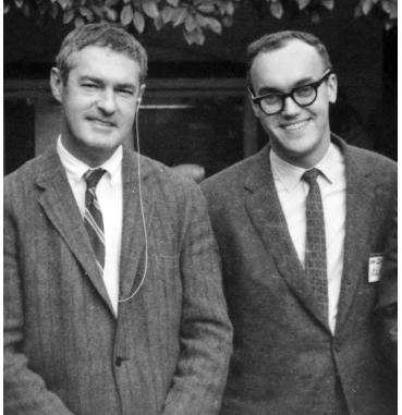 Timothy Leary and Richard Alpert