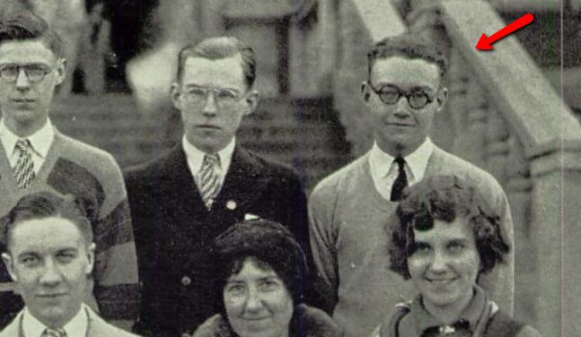 Charles_Arthur_Bane_1928_Varsity_Debate_team