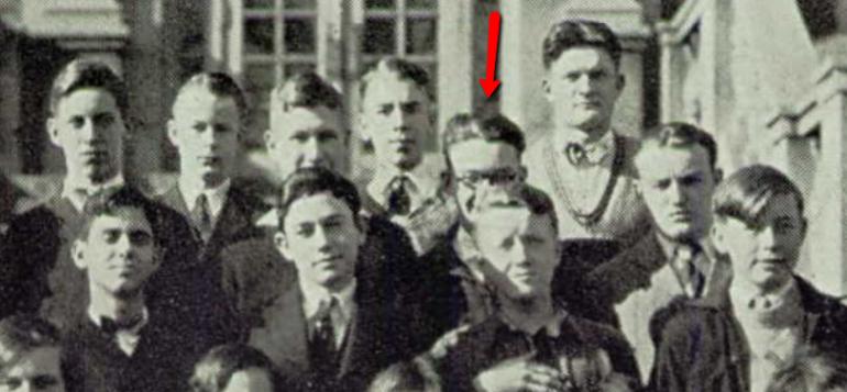 Charles_Arthur_Bane_Springfield_High_1928
