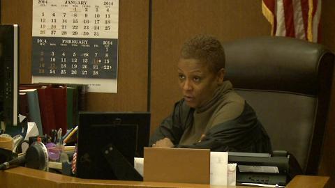 judge with questioning look - disbelief