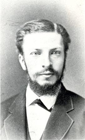 Felix Adler in 1875