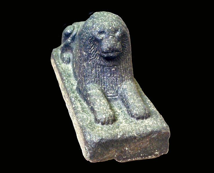 Khyan lion
