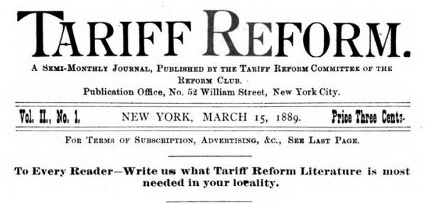 tarif_reform_1889_issue