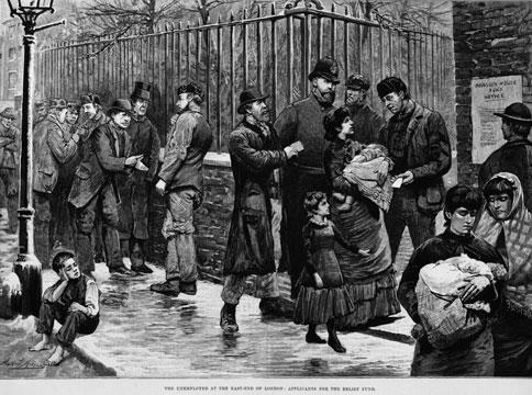 unemployment britain