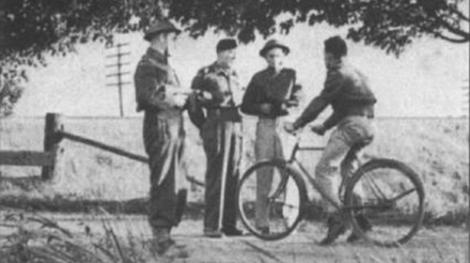 bicycle spies