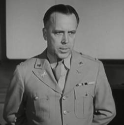 Colonel Robinson - OSS