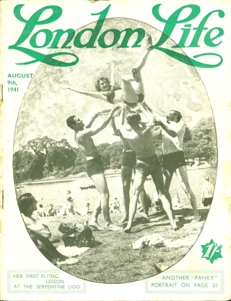 London Life August 9, 1946