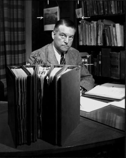 Gilbert in 1952