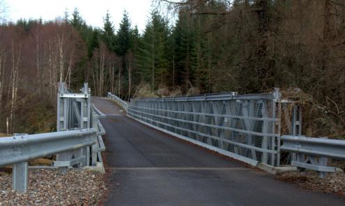 Bridge at Inverlair