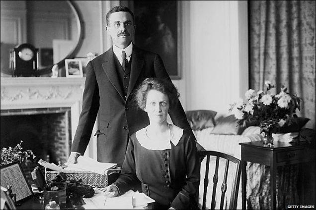 Waldorf and Nancy Astor