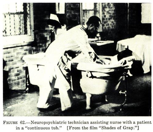 Neuropsychiatry - halloran menninger rees tavistock hydrotherapy