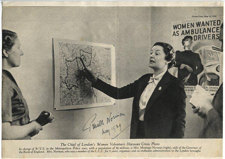 Priscilla Norman 1939