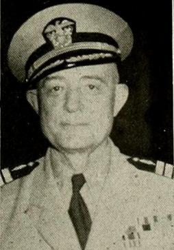 Rear Admiral Charles S. Stephenson - 1943