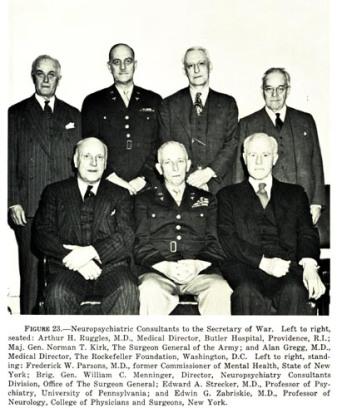 ruggles kirk gregg menninger strecker and zabriskie consultants to sec war 1943