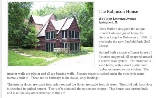The_Robinson_house
