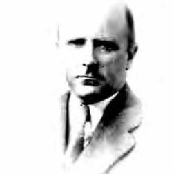 Geoffrey Parsons - 1921 passport photo