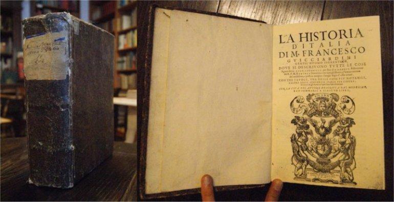 Latin - Guicciardini 1561