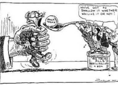 peace treaty league of nations borah correct pr